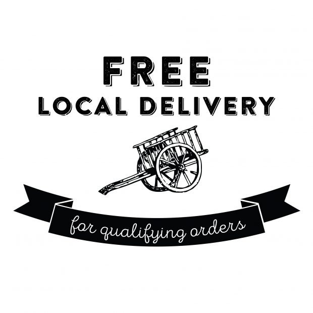 Free on deliveries